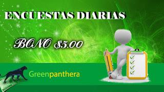 Greenpanthera Tutorial y funcionamiento