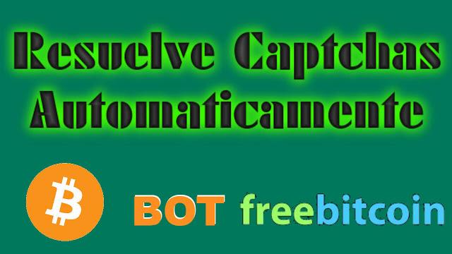 Bot FreeBitcoin Resuelve captchas automaticamente