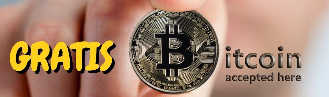 donde conseguir bitcoin gratis